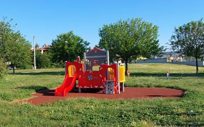 gioco stazione parco felino