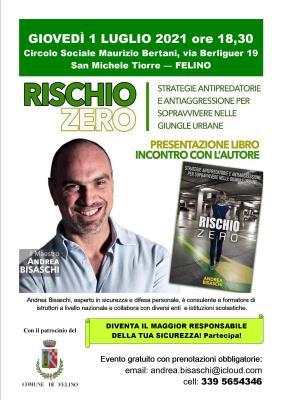 locandina evento Rischio Zero