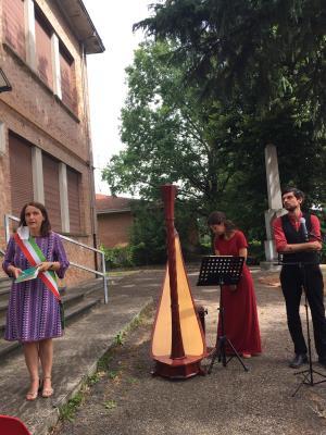 Introduzione del Sindaco alla performance per la celebrazione della Commemorazione di Marco Pontirol Battisti